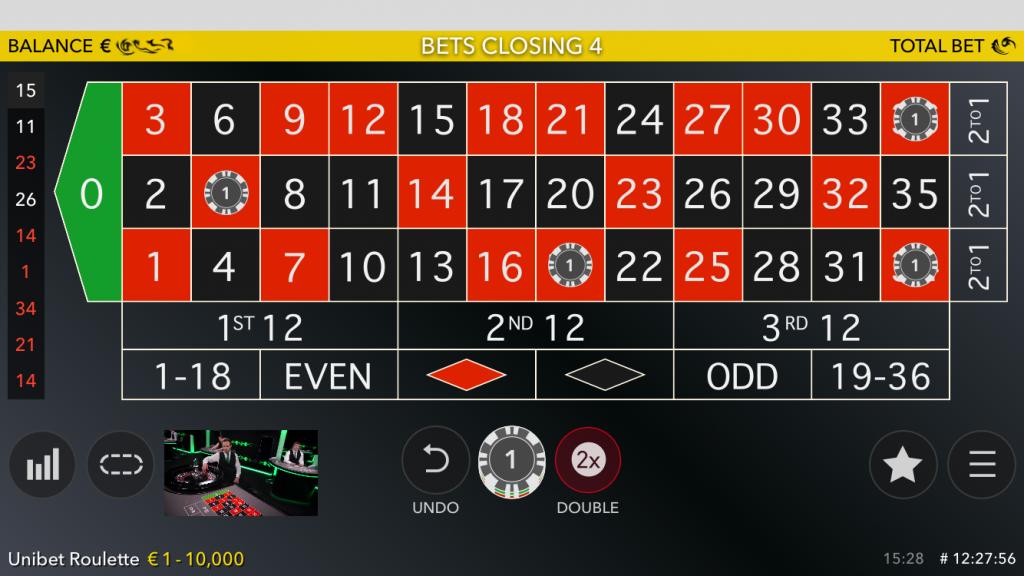 kazino mobilajās