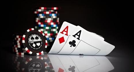 Online Poker spill - Det beste casino kortspill - poker chips