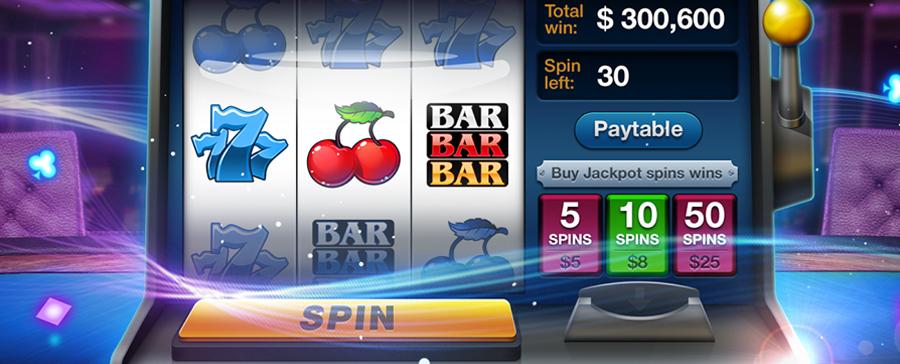 Spilleautomater på nettet - de mest populære online kasinospillene