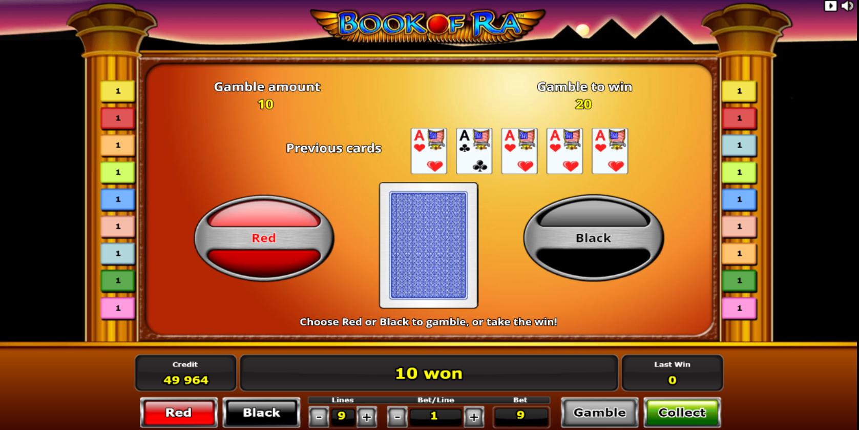 Casino Slots Book Of Ra