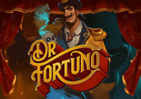 Dr Fortuno slot game Featured image