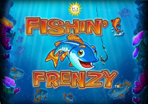 Fishin Frenzy slot game Featured image