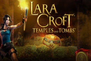 Lara Croft Temples and Tombs Slot game