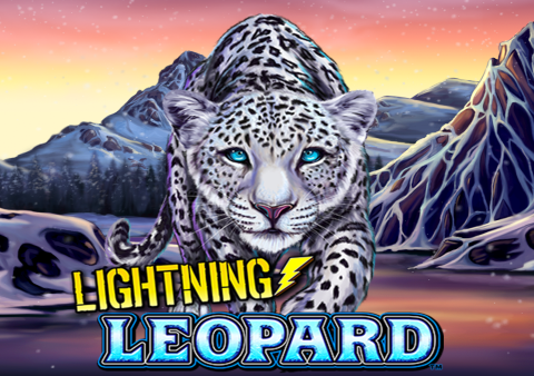 Lightning Leopard slot game Featured image