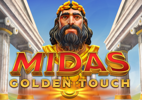 Midas Golden Touch slot game Featured image