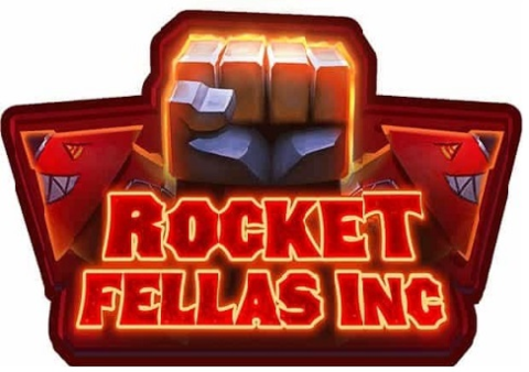 Rocket Fellas Inc slot game Featured image