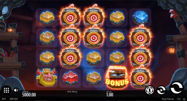 Rocket Fellas Inc slot game Gameplay