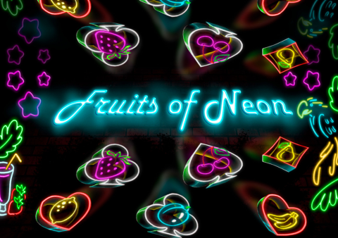 Fruits of Neon slot game Featured image