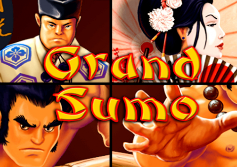 Grand Sumo slot game Featured image