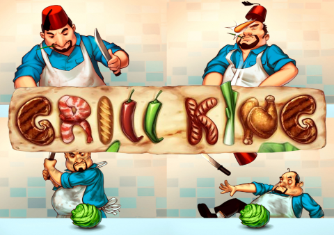 Grill King slot game Featured image