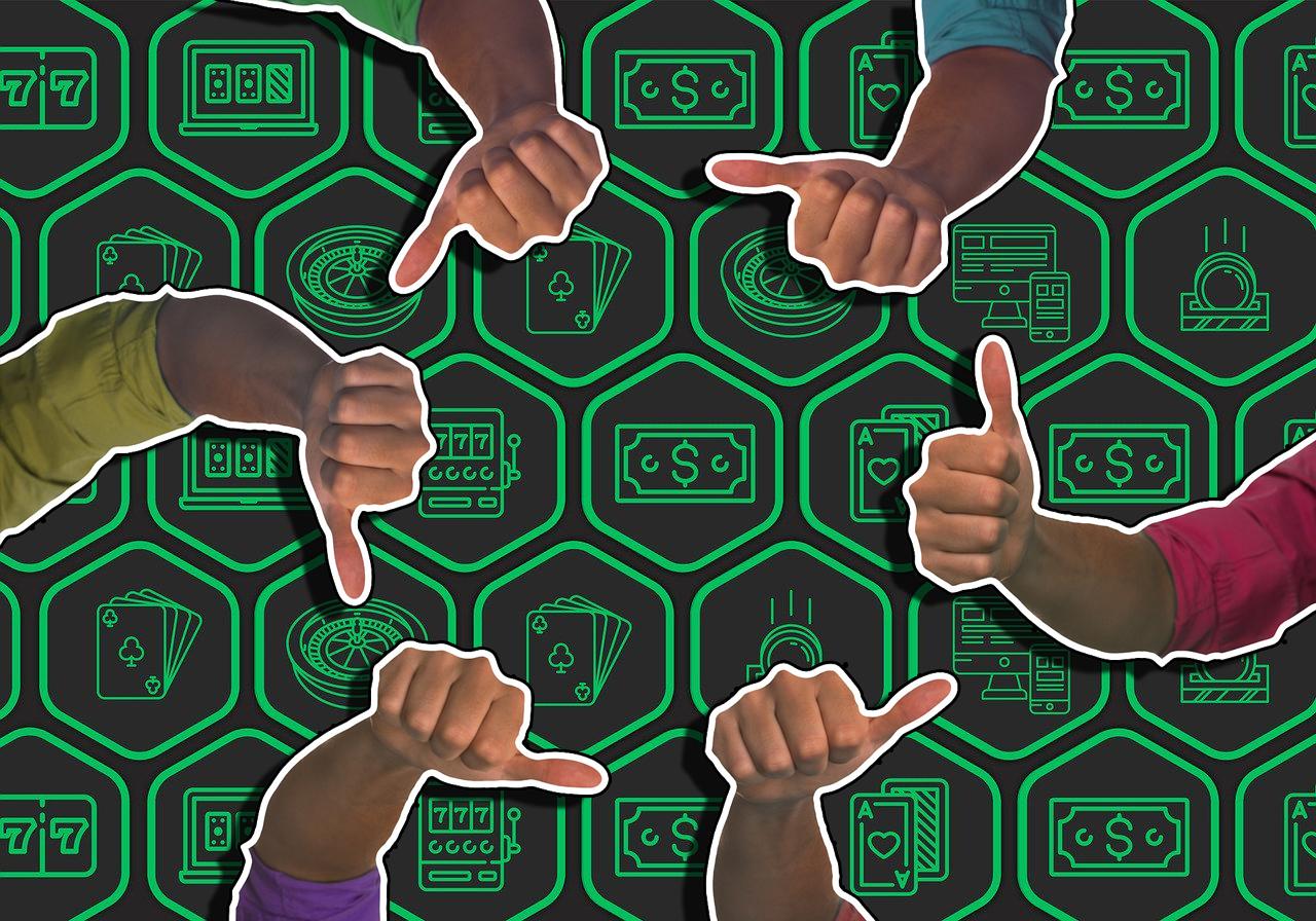 Internetikasiino turvalisus ja usaldusväärsus_pöidlad üles