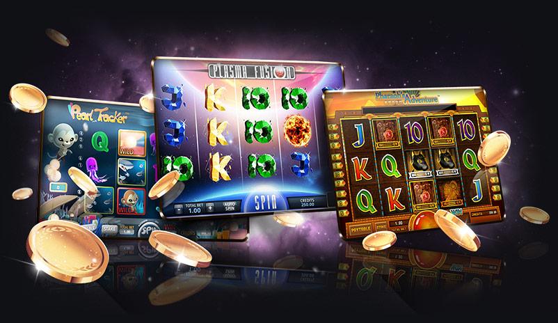 Internetikasiino mobiilne versioon - online slotimängud