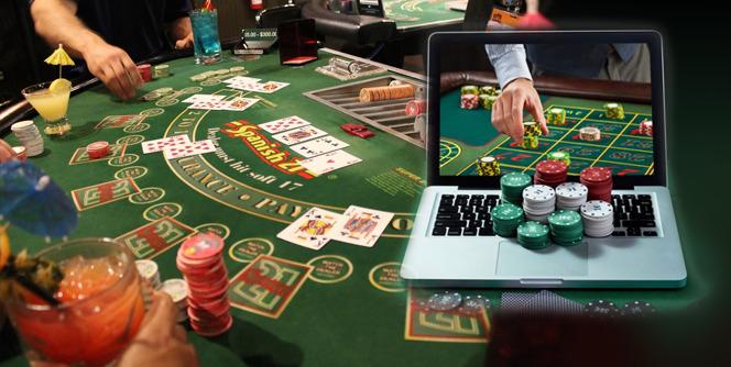 Internetikasiinod vs päris kasiino