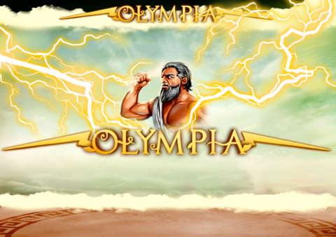 Olympia slot game Featured image