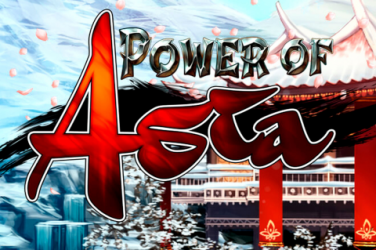Power of Asia Slot game – How to play and Where to play?