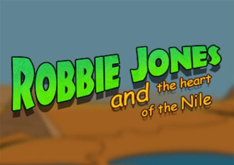 Robbie Jones slot game Featured image
