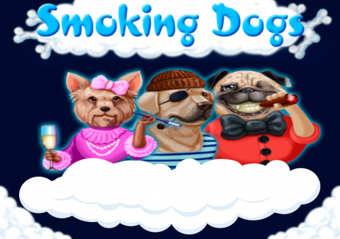 Smoking Dogs slot game Featured image