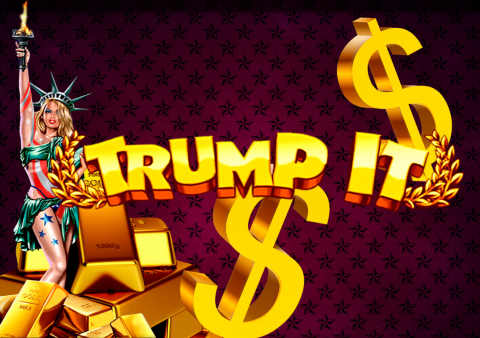 Trump It slot game Featured image