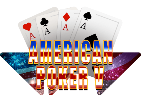 American Poker V slot game Featured image