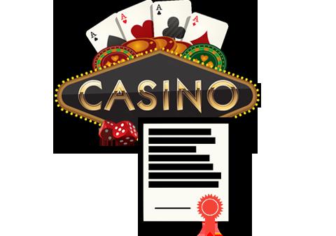 Casinon-licens