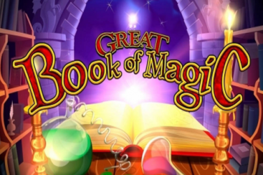 Great Book of Magic Slot game – How to play and Where to play?