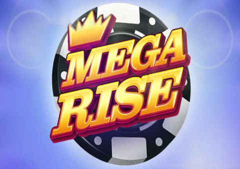 Mega Rise slot game Featured image