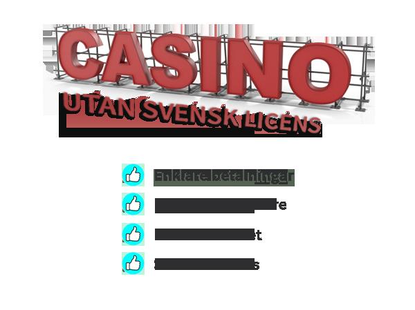 Viktiga-fördelar-med-casino-utan-svensk-licens-lista