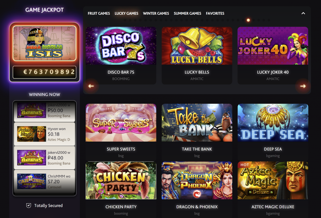 7bitcasino free spins on slots