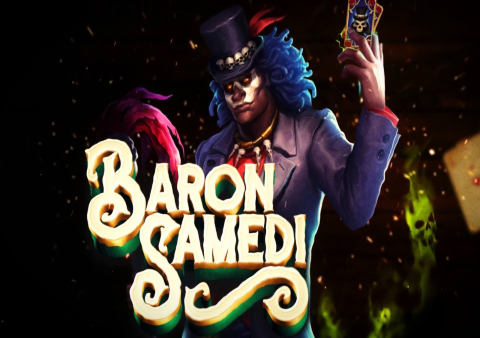 Baron Samedi slot game Featured image