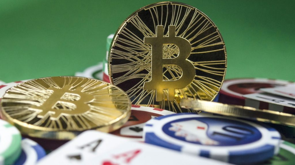 bitcoin casino online - bitcoin card games