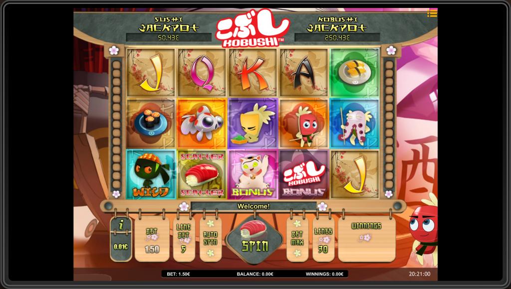 casino slot isoftbet provider Kobushi jackpot