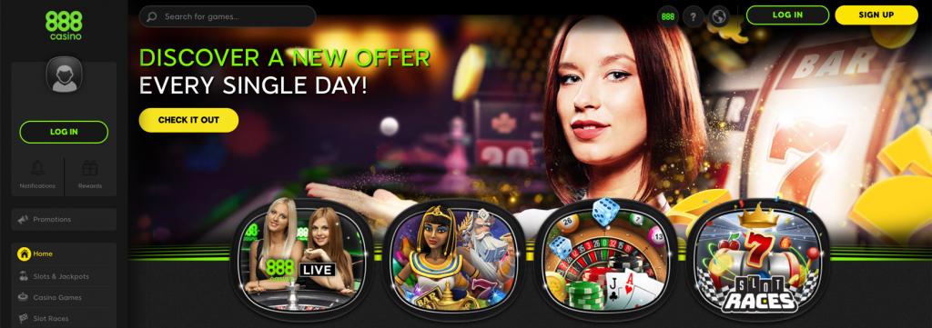 888Casino special bonuses - NetEnt roulette