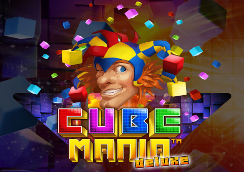Cube Mania Deluxe™ slot game Featured image