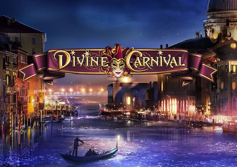 Divine Carnival slot game Featured image