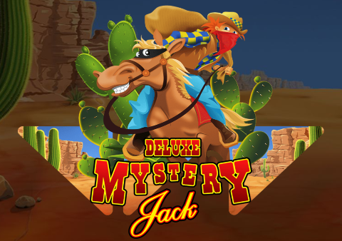 Mystery Jack Deluxe slot game Featured image