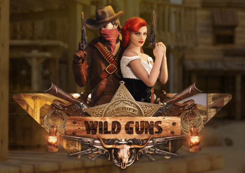Wild Guns slot game Featured image