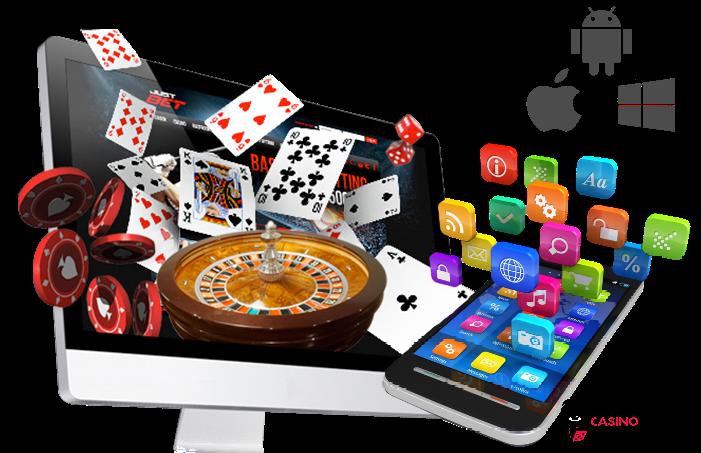 best mobile casino app - android, IOS, Windows