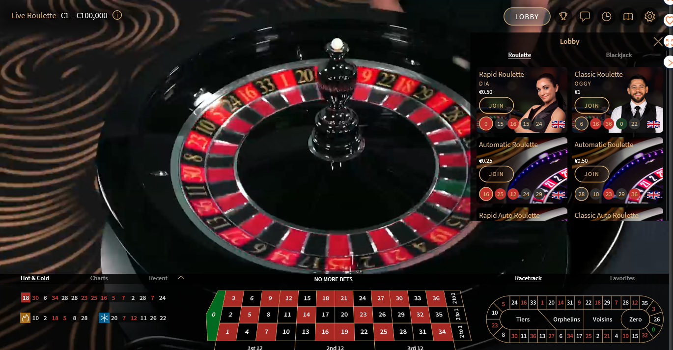 Roulette Online with Real Money 🥇 Roulette websites 2020