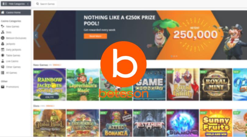 betsson casino online - bonanza rainbow royal mint