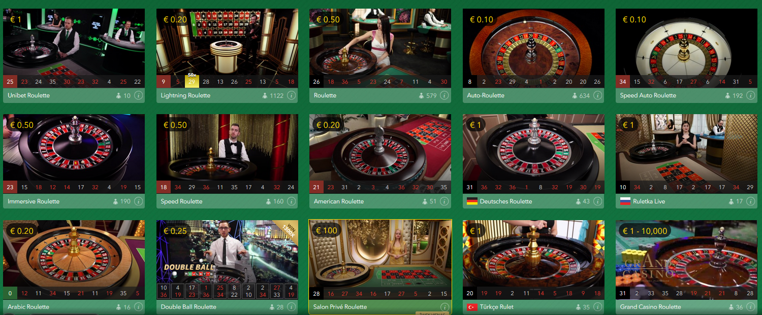 Roulette Online With Real Money Roulette Websites 2021