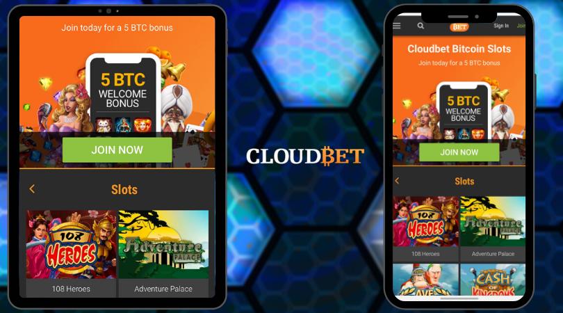 cloudbet mobile - cloudbet app