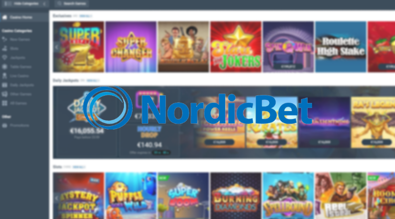 nordicbet bonus - slot games - bonanza roulette super boom