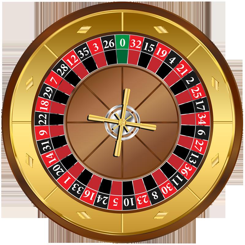 roulette wheel transparent