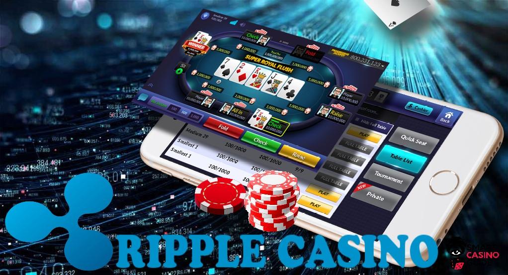 text - ripple casino - mobile casino game