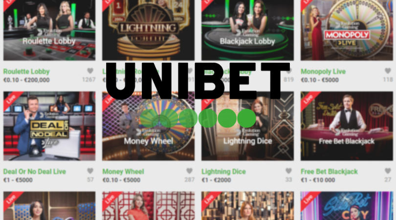 unibet live casino - unibet casino live - money wheel monopoly live blackjack roulette