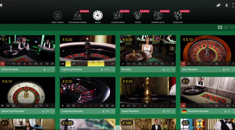 unibet casino roulette - unibet roulette - unibet live roulette