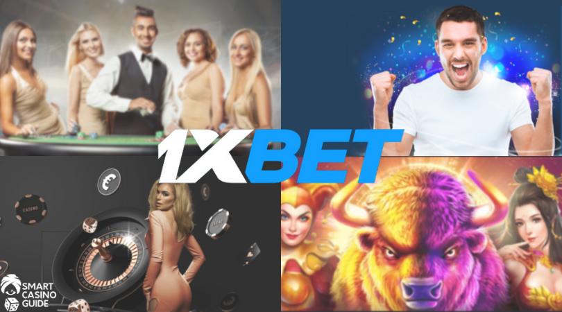 1xbet casino games - slots roulette blackjack poker bingo