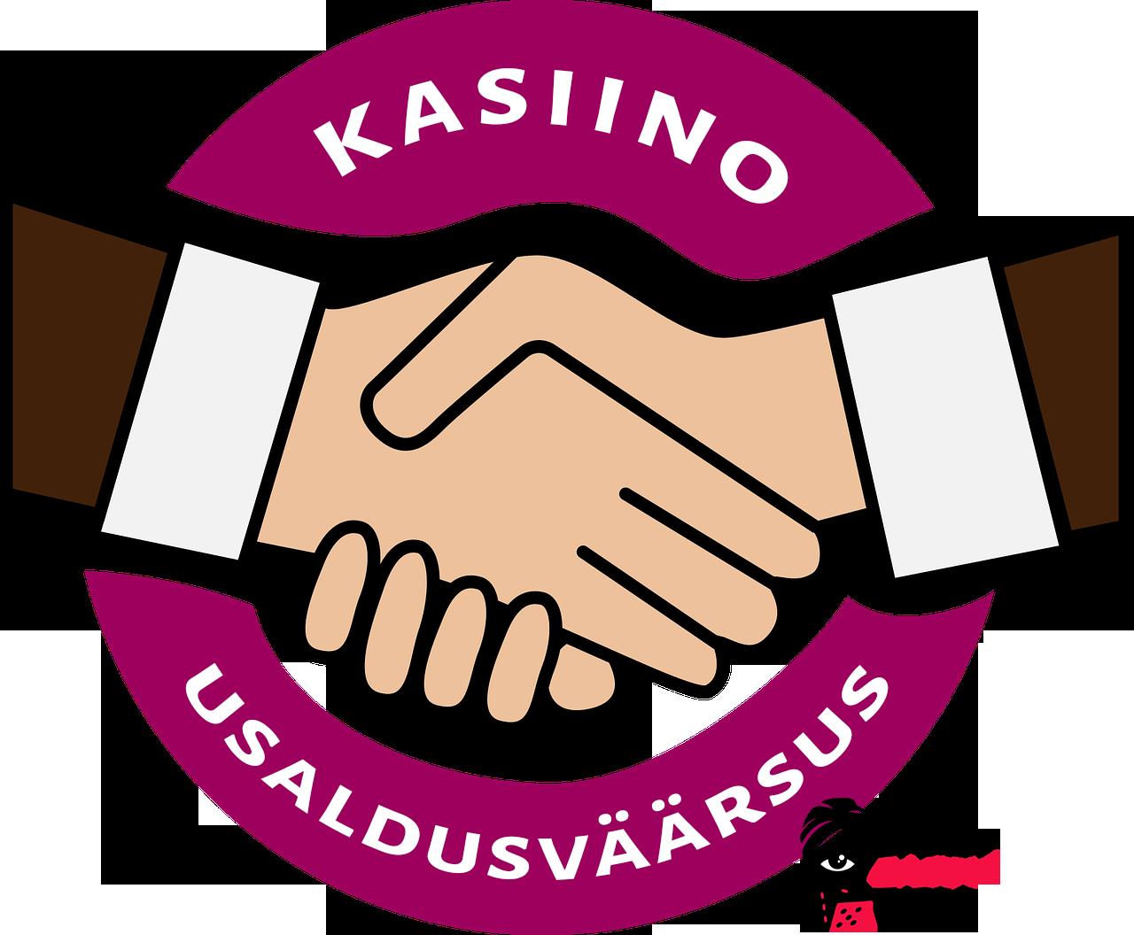 Parimad Eesti kasiinod usaldusväärsus