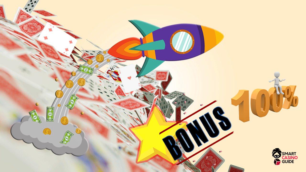 Online kasiino boonused ja pakkumise