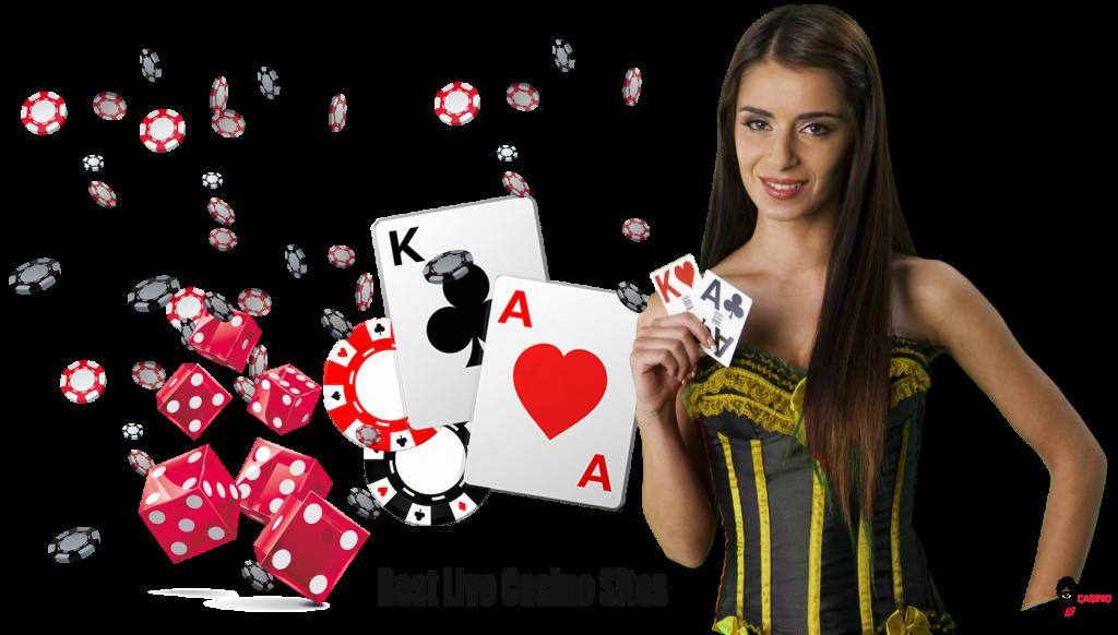 best live casino sites